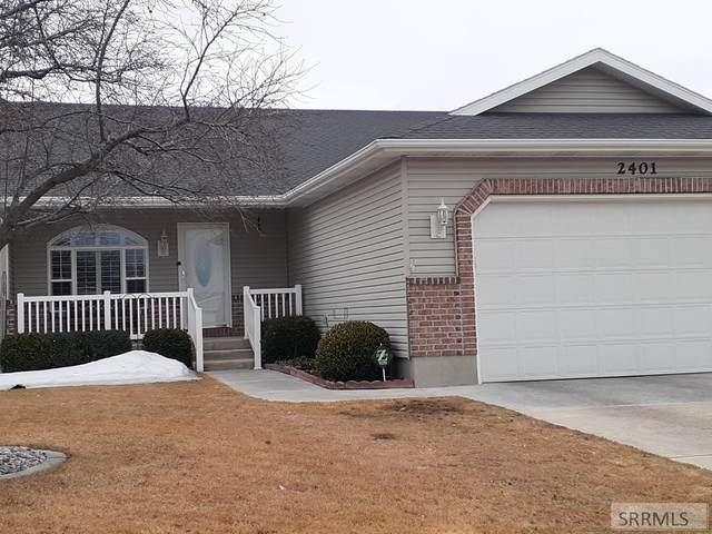 2401 Brandon Drive, Idaho Falls, ID 83402 (MLS #2135223) :: The Perfect Home