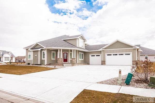192 Casa Drive, Idaho Falls, ID 83404 (MLS #2135308) :: Silvercreek Realty Group