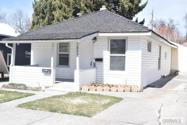 353 11th Street, Idaho Falls, ID 83404 (MLS #2135446) :: The Perfect Home