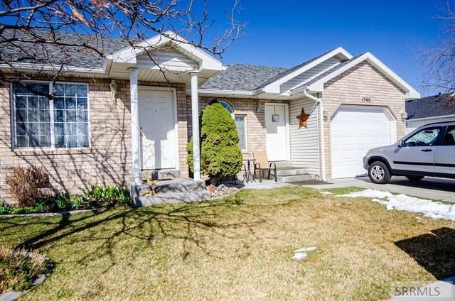 1340 Tiebreaker Drive, Ammon, ID 83406 (MLS #2135539) :: Team One Group Real Estate