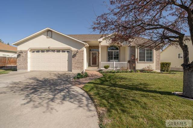 835 Pearl Drive, Blackfoot, ID 83221 (MLS #2135545) :: The Perfect Home