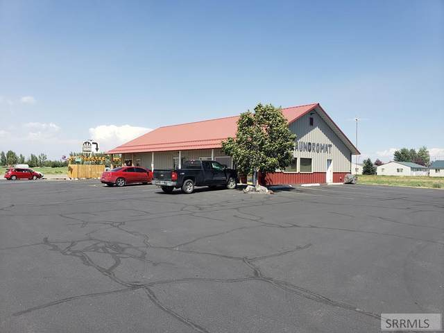 235 E Yellowstone Hwy, St Anthony, ID 83445 (MLS #2135561) :: Team One Group Real Estate