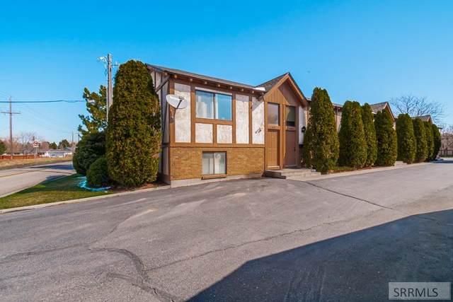 602 John Adams Court #1, Idaho Falls, ID 83402 (MLS #2135583) :: Team One Group Real Estate