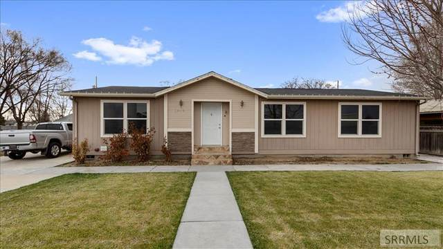 1543 Jefferson Avenue, Idaho Falls, ID 83402 (MLS #2135604) :: Team One Group Real Estate