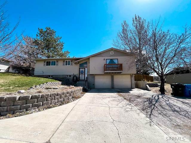 1842 S Fairview Drive, Pocatello, ID 83201 (MLS #2135619) :: Team One Group Real Estate