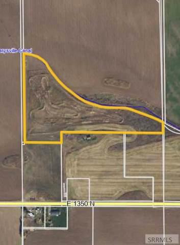 NKA E 1350 N, Ashton, ID 83420 (MLS #2135641) :: Team One Group Real Estate