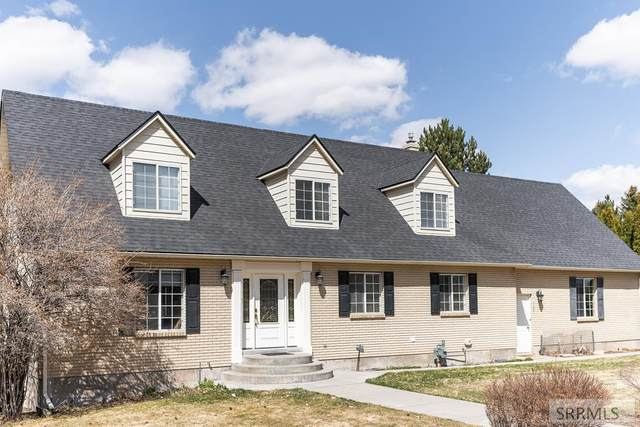 1109 Barney Dairy Road, Rexburg, ID 83440 (MLS #2135648) :: The Perfect Home
