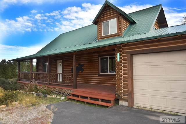4216 Shoshone Road, Island Park, ID 83429 (MLS #2135654) :: Team One Group Real Estate