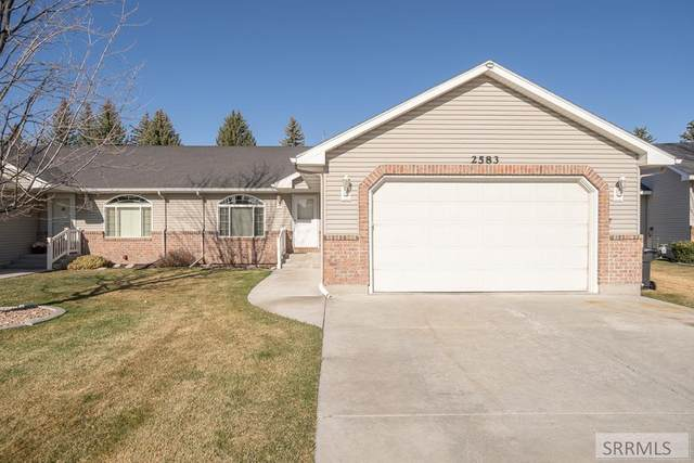2583 Brandon Drive, Idaho Falls, ID 83402 (MLS #2135674) :: Team One Group Real Estate