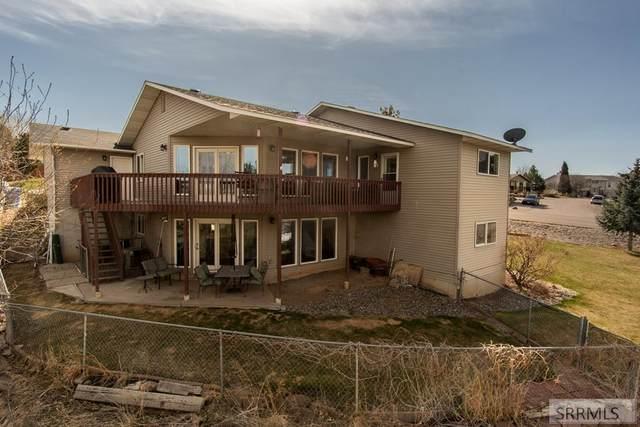 2616 Mount Borah Place, Pocatello, ID 83201 (MLS #2135675) :: Silvercreek Realty Group