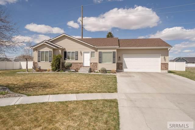 1655 Preston Circle, Idaho Falls, ID 83401 (MLS #2135698) :: Silvercreek Realty Group