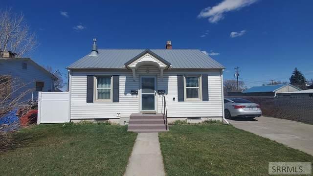 426 W 18th Street, Idaho Falls, ID 83402 (MLS #2135699) :: Silvercreek Realty Group