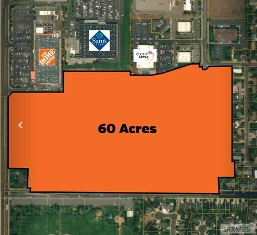 2323 S Holmes Avenue, Idaho Falls, ID 83401 (MLS #2135704) :: Silvercreek Realty Group