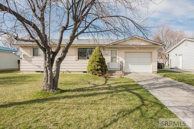 2193 E 1st Street, Idaho Falls, ID 83401 (MLS #2135711) :: Silvercreek Realty Group