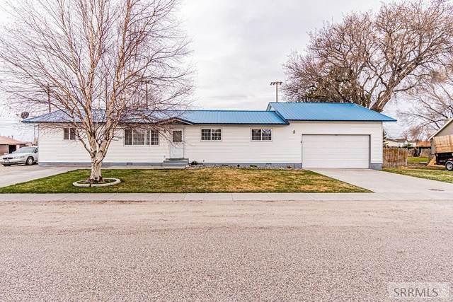 409 2 W, Ririe, ID 83443 (MLS #2135731) :: Team One Group Real Estate