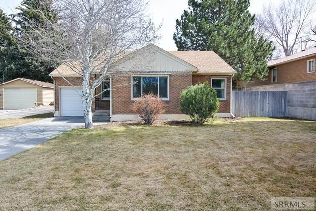 1755 Calkins Avenue, Idaho Falls, ID 83401 (MLS #2135745) :: Team One Group Real Estate