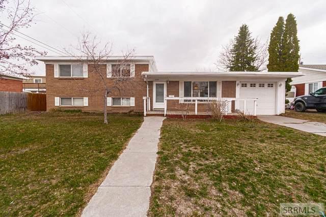 2298 Croft Drive, Idaho Falls, ID 83401 (MLS #2135751) :: The Perfect Home