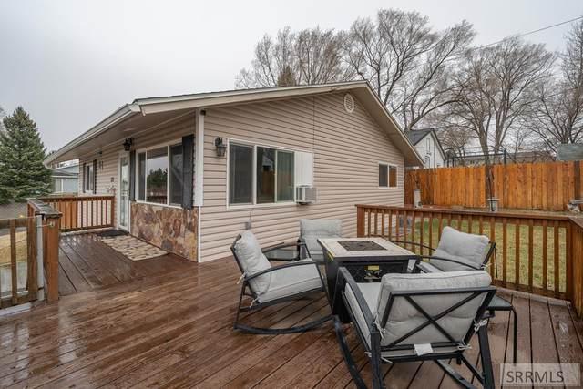 525 W Anderson, Idaho Falls, ID 83402 (MLS #2135773) :: The Perfect Home