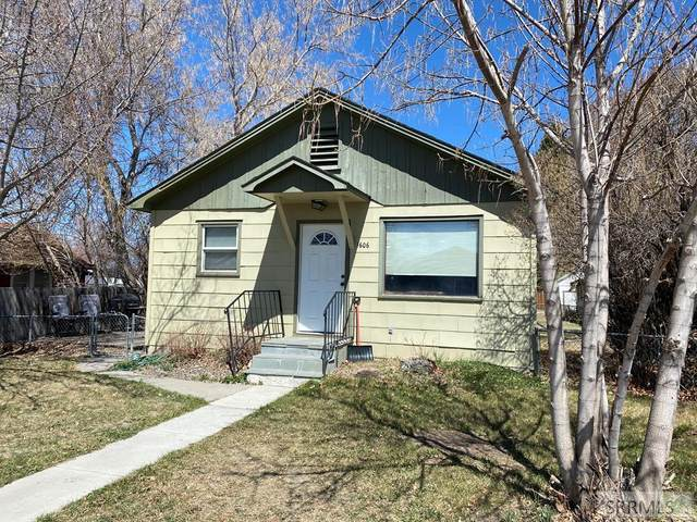 1606 Mary Street, Salmon, ID 83467 (MLS #2135853) :: The Perfect Home