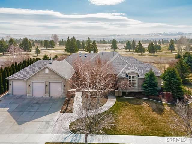 5575 Long Cove Drive, Idaho Falls, ID 83404 (MLS #2135884) :: The Perfect Home