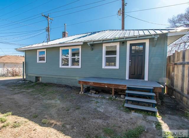 1437 N Arthur Avenue, Pocatello, ID 83204 (MLS #2135908) :: Team One Group Real Estate