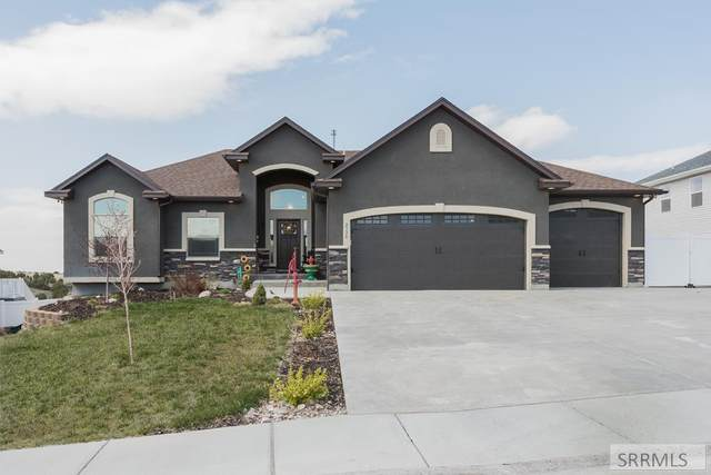 2326 Siena Drive, Pocatello, ID 83201 (MLS #2135924) :: The Perfect Home