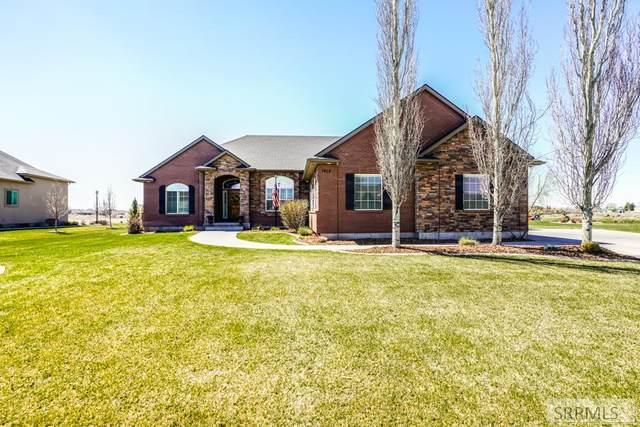 5458 Wild Dunes Lane, Idaho Falls, ID 83404 (MLS #2136069) :: The Perfect Home
