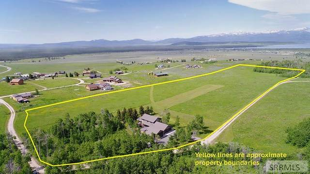 180 Grayling Creek Rd, WEST YELLOWSTONE, MT 59758 (MLS #2136166) :: The Perfect Home