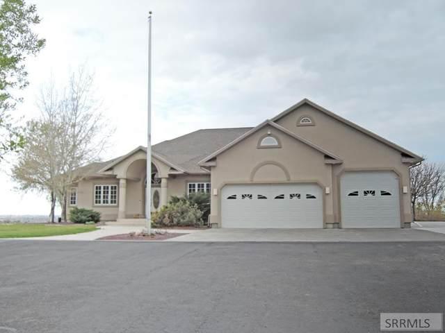 1650 S Rimline Drive, Idaho Falls, ID 83401 (MLS #2136168) :: Team One Group Real Estate
