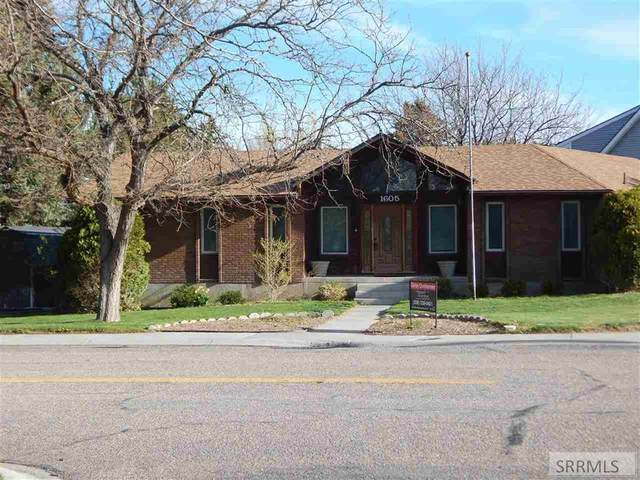 1605 Sundance Drive, Pocatello, ID 83201 (MLS #2136183) :: The Perfect Home