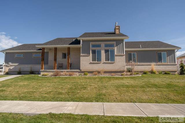 596 Foxhill Drive, Rigby, ID 83442 (MLS #2136185) :: The Perfect Home