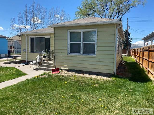 555 Willard Avenue, Pocatello, ID 83201 (MLS #2136209) :: Silvercreek Realty Group
