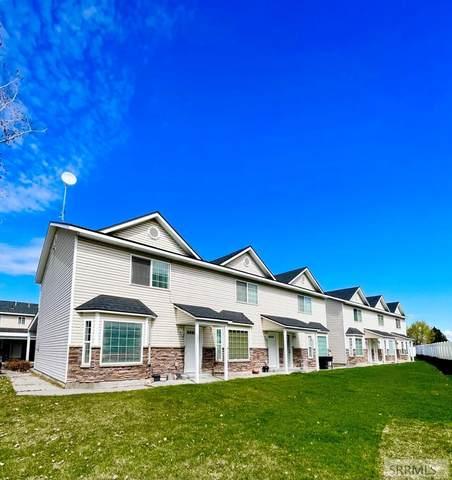 595 Legacy Lane, Rexburg, ID 83440 (MLS #2136235) :: Silvercreek Realty Group