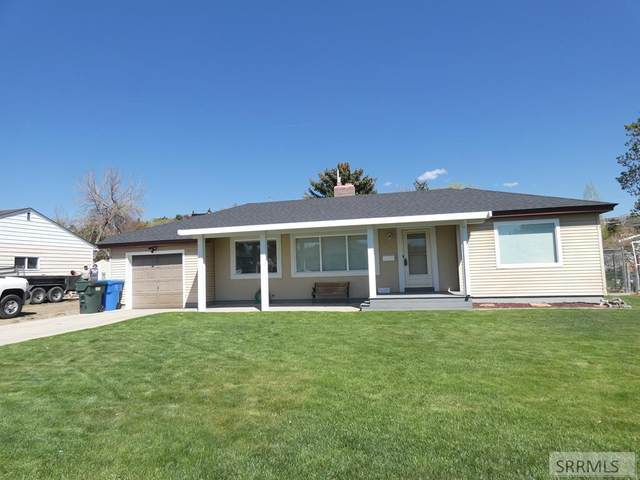 232 Hyde Street, Pocatello, ID 83201 (MLS #2136258) :: Team One Group Real Estate