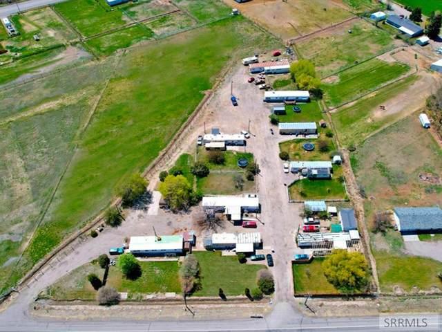 511 W Hwy 26, Blackfoot, ID 83221 (MLS #2136263) :: Silvercreek Realty Group