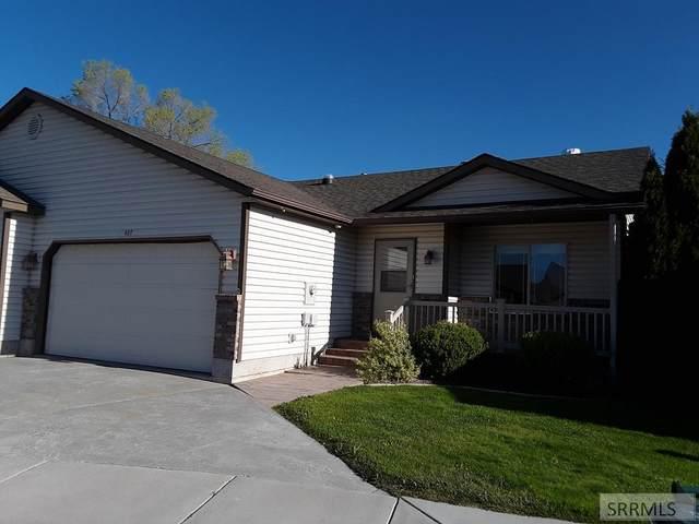 467 Neff Circle, Blackfoot, ID 83221 (MLS #2136334) :: Silvercreek Realty Group
