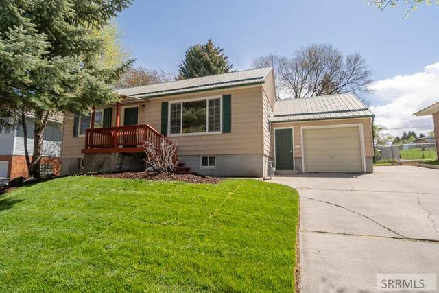 249 S 3rd E, Rexburg, ID 83440 (MLS #2136340) :: Silvercreek Realty Group