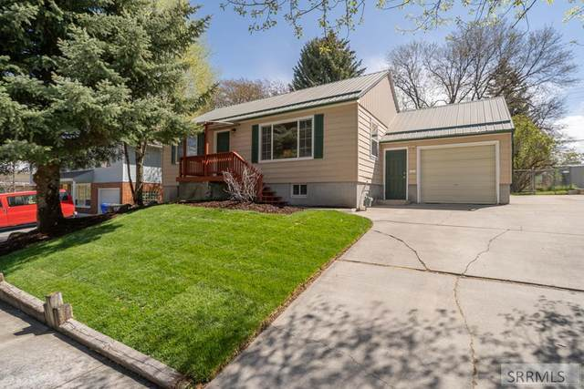 249 S 3rd E, Rexburg, ID 83440 (MLS #2136341) :: Silvercreek Realty Group
