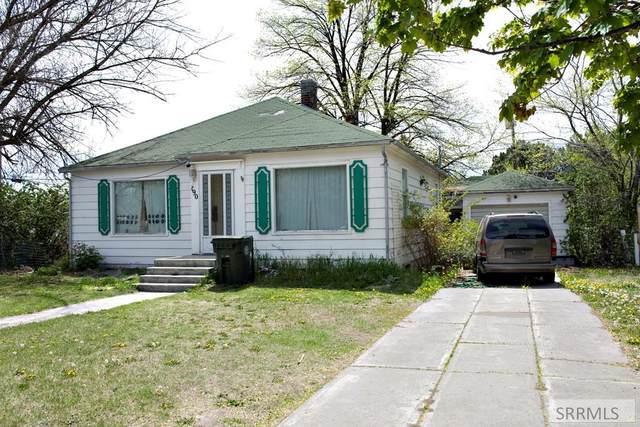 190 E Walker Avenue, Blackfoot, ID 83221 (MLS #2136383) :: Silvercreek Realty Group