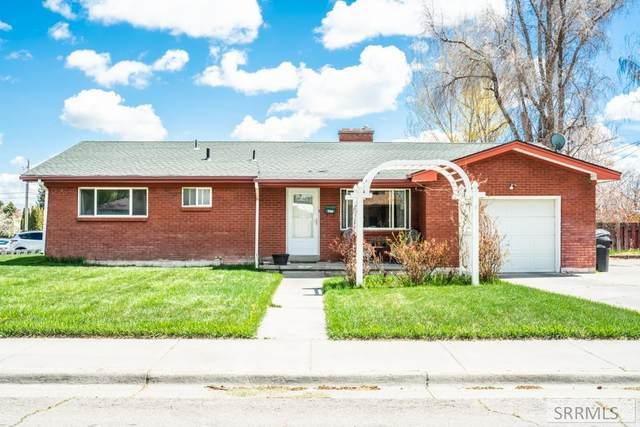 760 Grace Avenue, Idaho Falls, ID 83402 (MLS #2136402) :: The Perfect Home