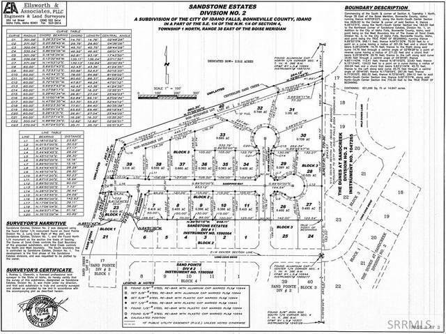 L32 B3 Dune Village Way, Idaho Falls, ID 83404 (MLS #2136416) :: Team One Group Real Estate
