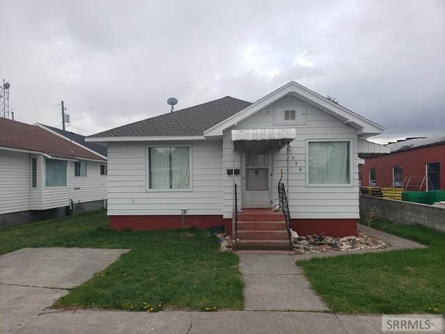 120 Webster Avenue, Rexburg, ID 83440 (MLS #2136417) :: Silvercreek Realty Group
