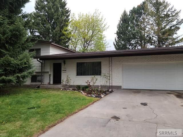 365 Cypress, Idaho Falls, ID 83402 (MLS #2136439) :: Silvercreek Realty Group