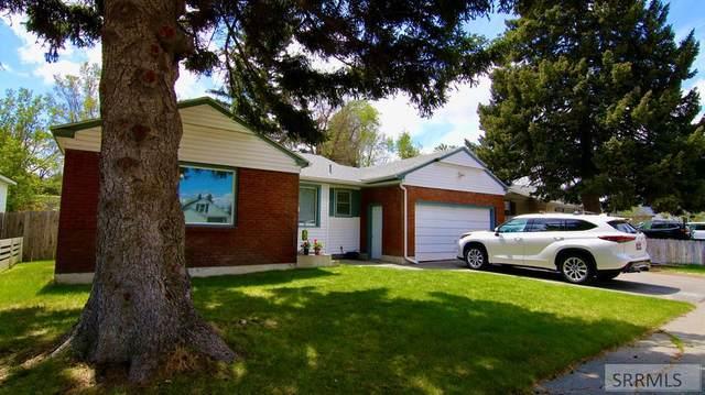 365 W 20th Street, Idaho Falls, ID 83402 (MLS #2136442) :: Silvercreek Realty Group