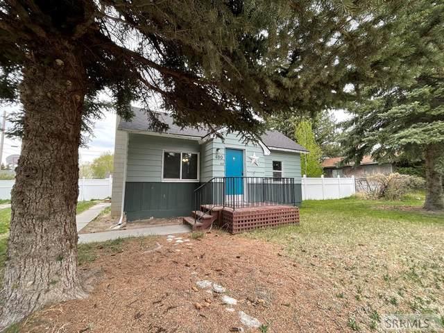 480 W 21st Street, Idaho Falls, ID 83402 (MLS #2136445) :: Silvercreek Realty Group