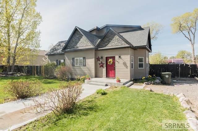 464 E Alice Avenue, Blackfoot, ID 83221 (MLS #2136447) :: Silvercreek Realty Group