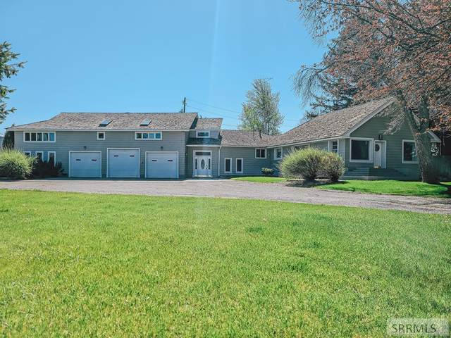 1248 Barney Dairy Road, Rexburg, ID 83440 (MLS #2136451) :: Silvercreek Realty Group
