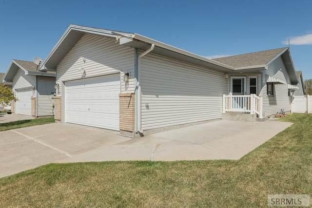 151 Red Fox Drive, Ammon, ID 83401 (MLS #2136454) :: Silvercreek Realty Group