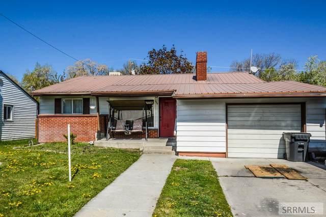 370 Tendoy Drive, Idaho Falls, ID 83401 (MLS #2136456) :: Silvercreek Realty Group