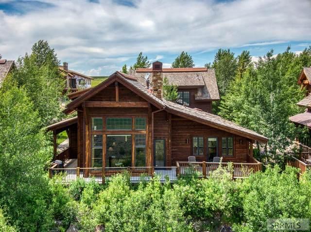 9495 River Rim Ranch Road #3, Tetonia, ID 83452 (MLS #2136528) :: Silvercreek Realty Group